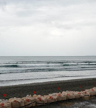 2021/08/12 6:27 鹿島ビーチ(牧之原市)