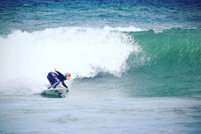 Mt Woodgee Surfboards ライダー ページ・ハーブ