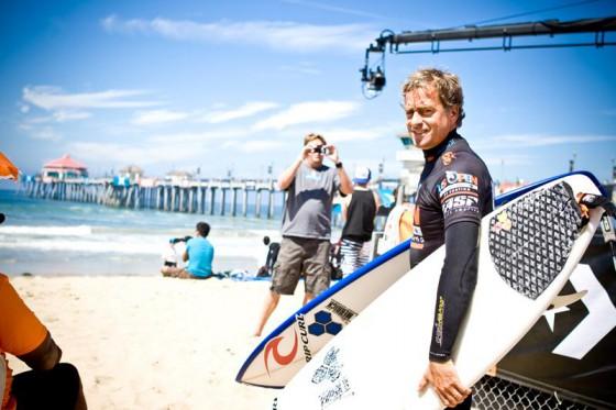 トムカレン 2010 US Open of Surfing