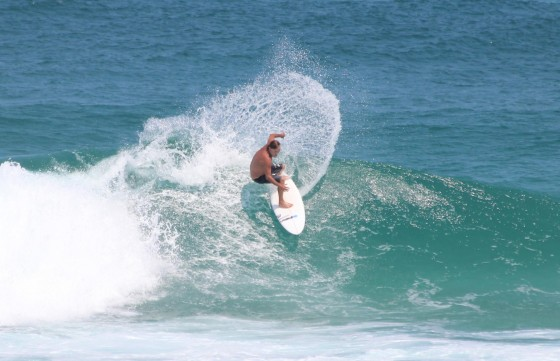 Mt Woodgee Surfboards シェイパー  Wayne McKewen(ウェイン・マキューン)