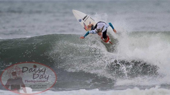 Paige Hareb (ペイジ・ハーブ)TSB Bank NZ Surf Festival in Taranaki