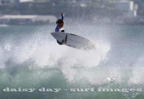 Mt Woodgee ライダーペイジ・ハーブ TSB BANK NZ SURF FESTIVAL