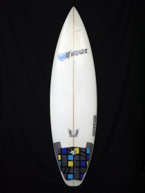 中古 Mt Woodgee Surfboards DURBOモデル