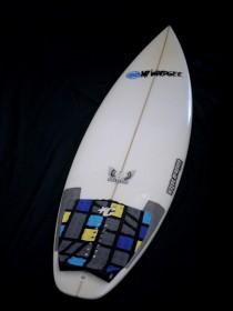 中古 Mt Woodgee Surfboards DURBOモデル