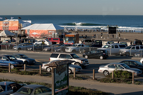 Rip Curl Pro Search San Francisco Day2