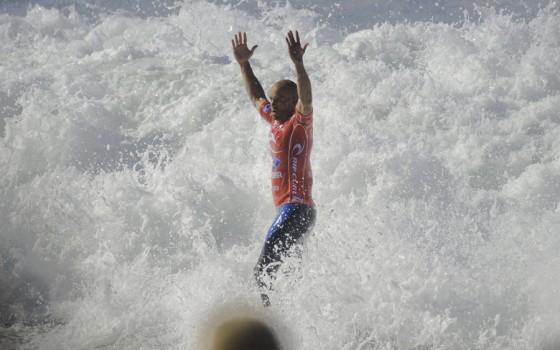 ケリー・スレーター Rip Curl Pro Bells Beach Day3