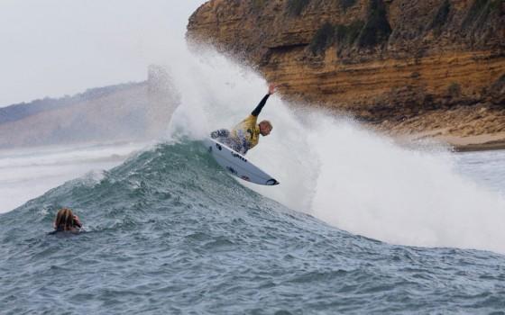 Mick Fanning Rip Curl Pro Bells Beach 2012 Final
