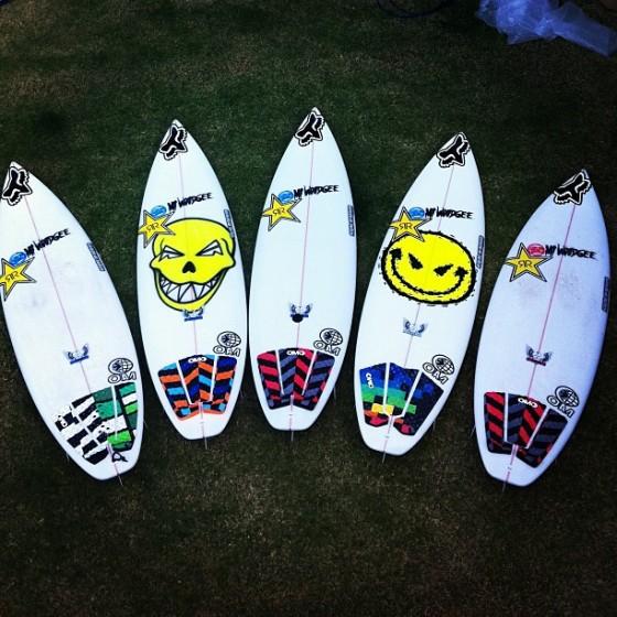 Mt Woodgee Surfboards Bede Durbidge(ビード・ダービッジ)