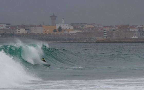 Rip Curl Pro Portugal 2012 The Moche Wildcard Trials