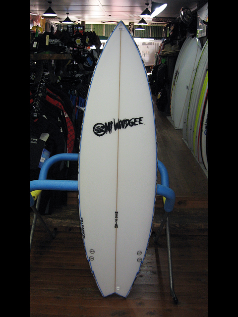 Mt Woodgee Surfboards MOD FISH