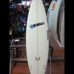 "Mt Woodgee Surfboards DURBO 6'1"""