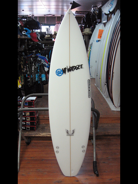 Mt Woodgee Surfboards DURBO 6'1""