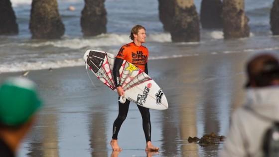 Bede Durbidge(ビード・ダービッジ) Nike US Open of Surfing 2011