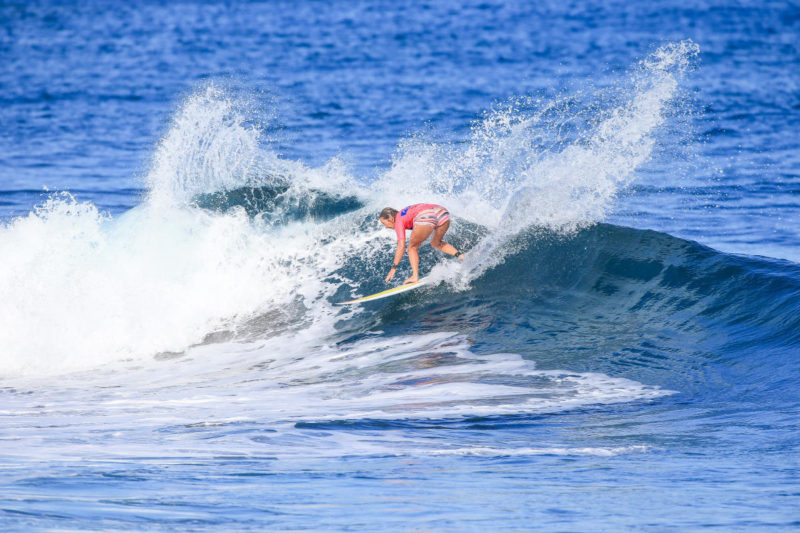 レイン・ビーチリー Azores Airlines Women's World Masters Championship