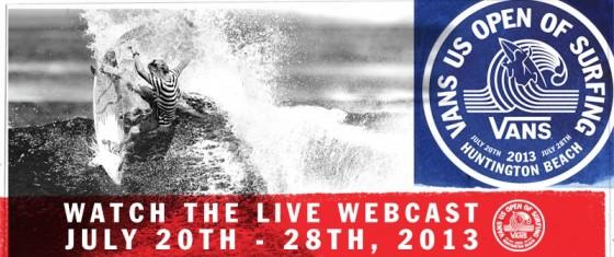 Vans US Open of Surfing 2013