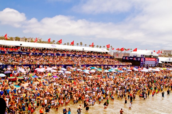 Vans US Open of Surfing finalday
