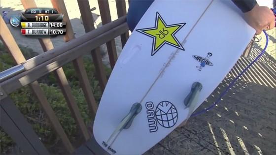 Mt Woodgee Surfborads SAINTモデル