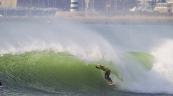 At home in the oval office, again, Portugal. Pic: ASP/Kirstin