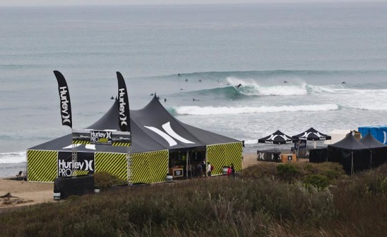 Hurley Pro at Trestles 2012 Day2
