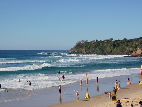 Coolum Beach Sunshine Coast Australia