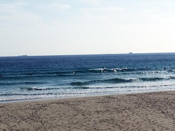 2010/01/30 14:16 多々戸浜