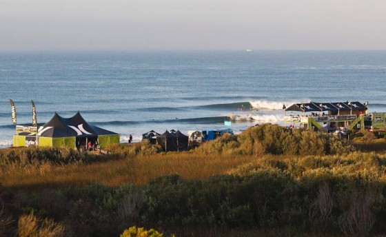 Hurley Pro at Trestles 2012 Day4