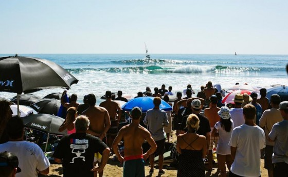 HURLEY PRO AT TRESTLES 2012 Day5