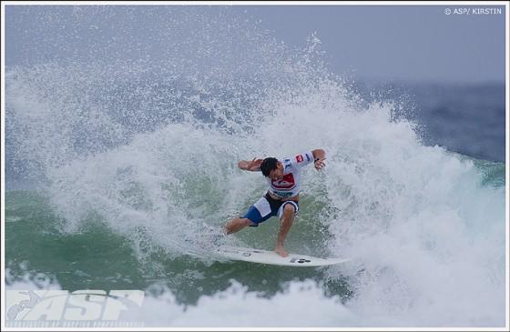 Andy Irons QS Pro Gold Coast 2010
