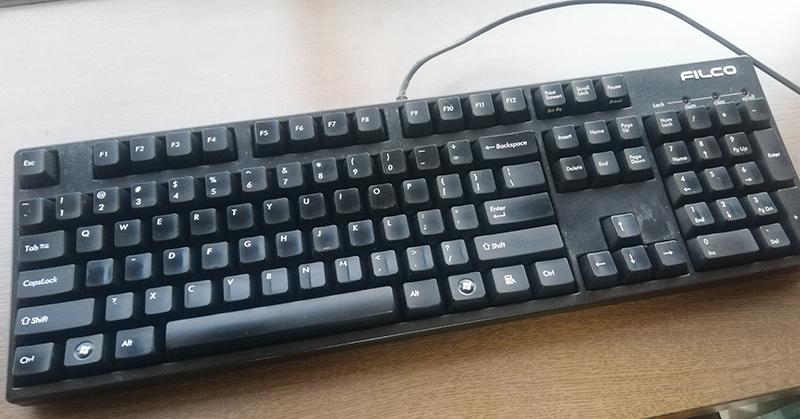FILCOメカニカルキーボード