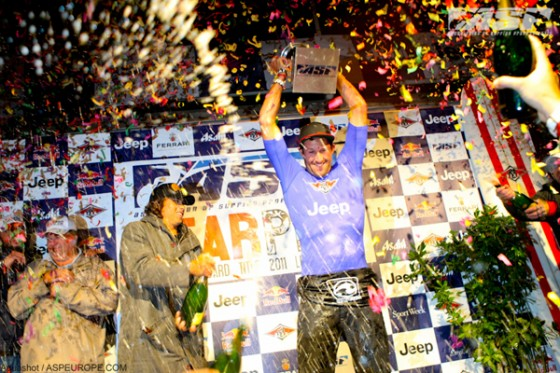 Kai Sallas Wins Bear Pro presented by Jeep. Taylor Jensen Clinches ASP World Title