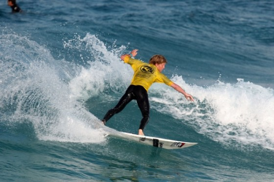 Lincoln Taylor(リンコン・テイラー) Win QLD Quicksilver Pro Trials for Trials