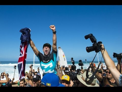 Mick Fanning reflects on his magical day at Pipe