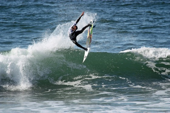 Miguel Pupo Win the ASP PRIME O'Neill Cold Water Classic California