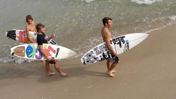 Mt Woodgee Surfboards ライダー Noah Lane
