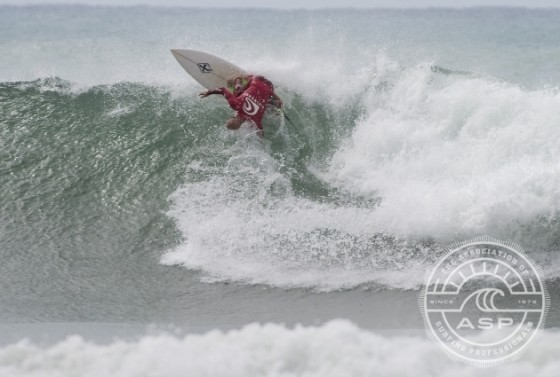 Nathan Hedge Win Piping Hot Surf Festival 2014