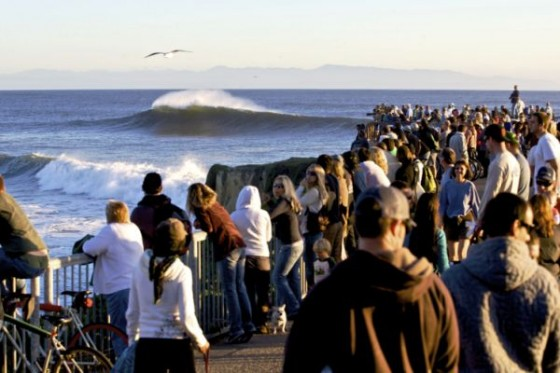 O'Neill Cold Water Classic Santa Cruz joins the 2012 ASP World Title schedule.