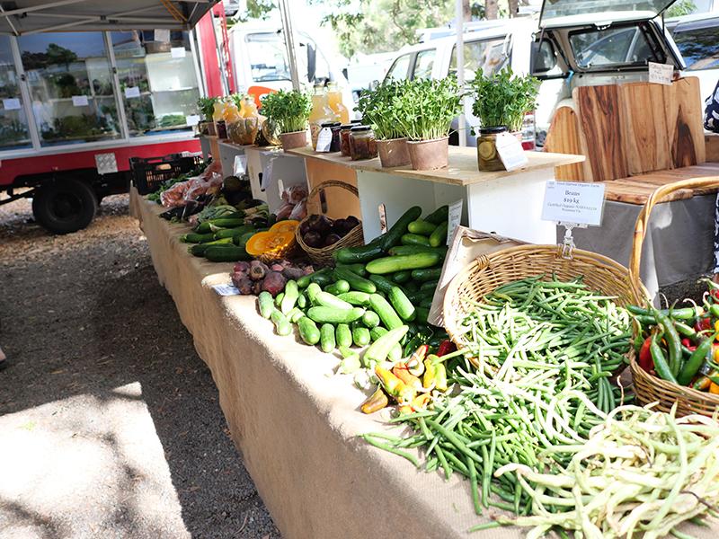 Noosa Farmers Market 2019/02/10