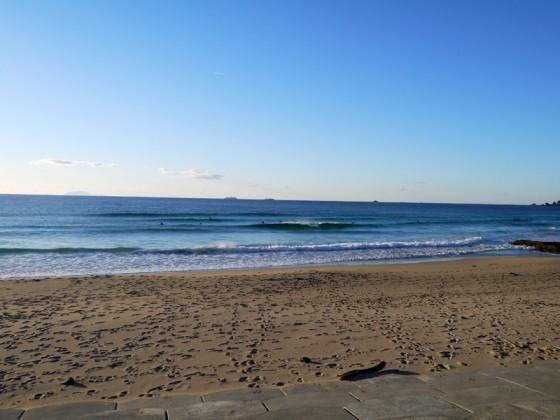 2012/11/16 7:12 多々戸海岸