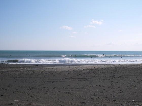 2012/12/04 11:41 静波海岸