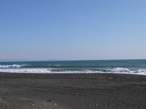 2012/12/04 11:42 静波海岸