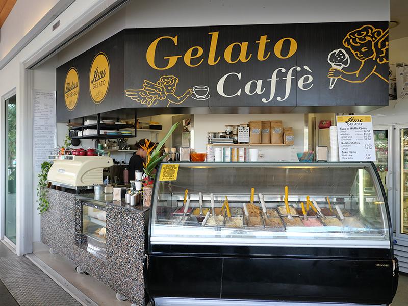 ヌーサのアイスクリーム屋 ジェラートカフェ
