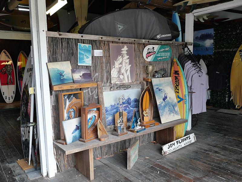 Mt Woodgee Surfboards マウントウッジサーフボードファクトリー