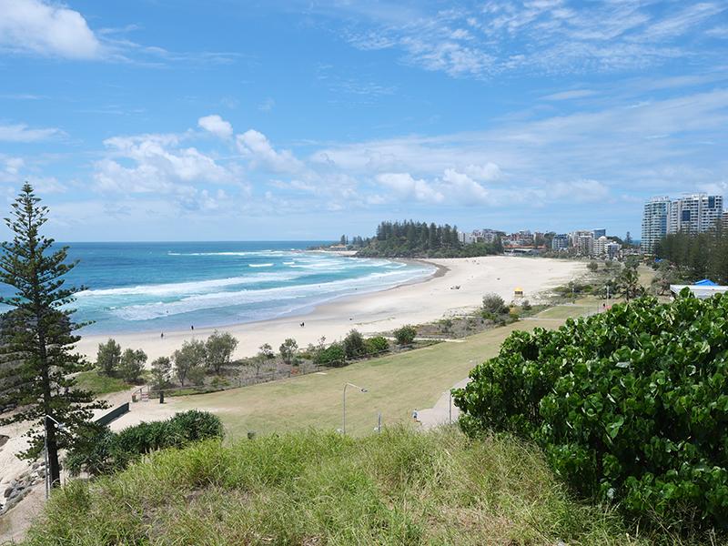 2019/02/28 クーランガッタビーチ(QLD州) オーストラリア
