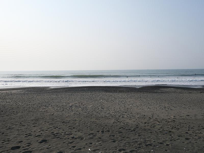 2019/04/19 7:14 静波(新堤防東側)