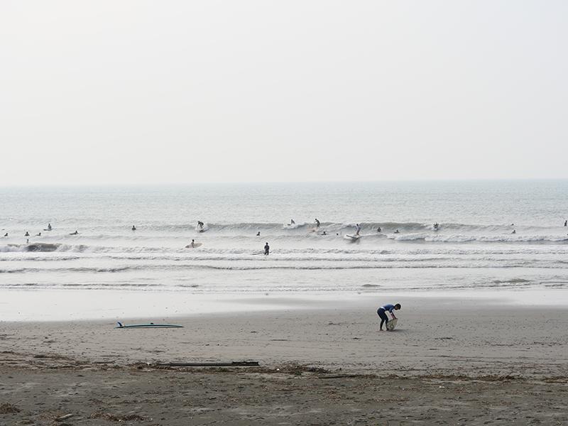 2019/07/28 7:47 鹿島ビーチ(牧之原市)