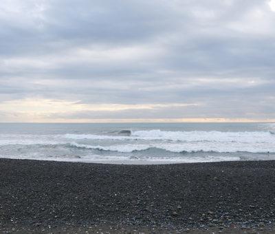 2019/12/10 9:03 静波海岸