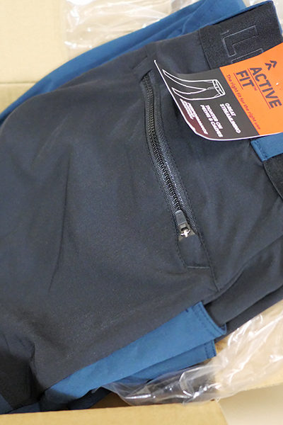 [ミレー] 登山用軽量パンツ ONEGA STRETCH PANT