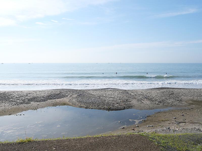 2020/06/24 7:11 片浜海岸(牧之原市)