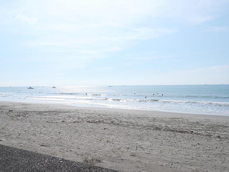 2020/06/24 7:48 鹿島ビーチ(牧之原市)