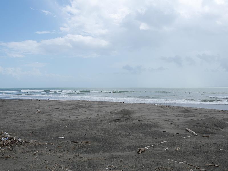 2020/09/08 10:27 静波海岸